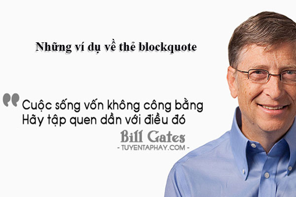 the-bockquote-trong-html